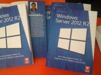 Lançamento do meu Livro – Windows Server 2012