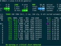 Protetor de Load – Script para reiniciar o Apache e MySQL automaticamente de acordo com load