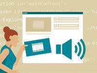 Trabalhando com vídeos e áudio no HTML 5