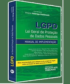 LGPD Lei Geral De Proteção De Dados Pessoais – Manual De Implementação