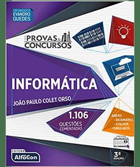 Provas e concursos – Informática