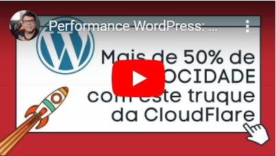 Aumente a Performance do WordPress com Este Truque da CloudFlare