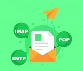 O que é POP3, SMTP e IMAP?